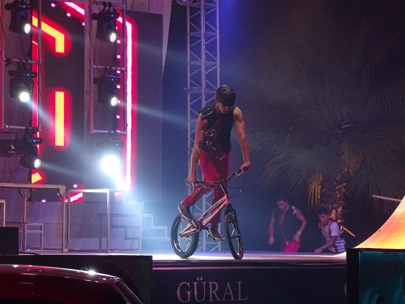 Show Biciclisti