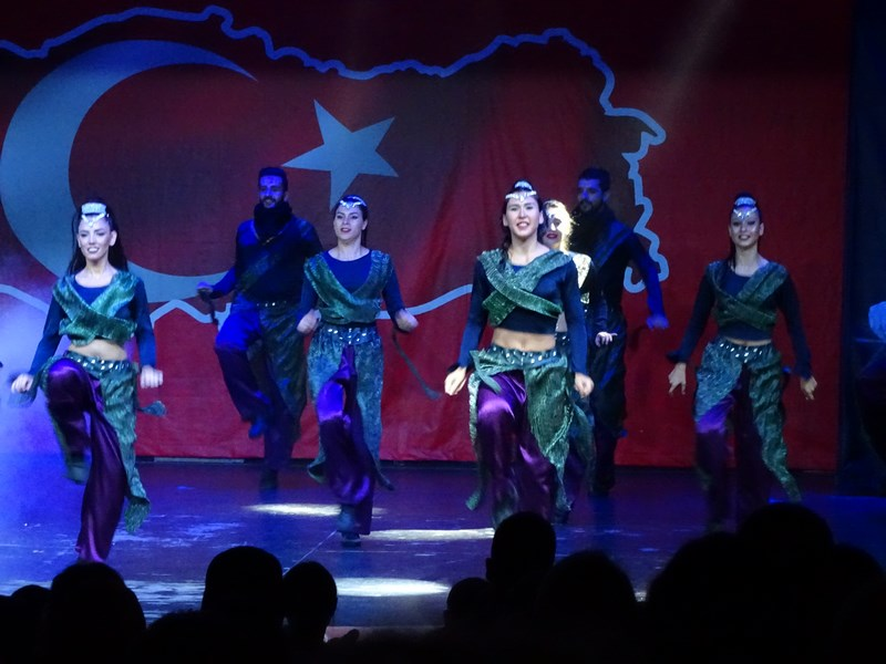 Dansatoare Kurde
