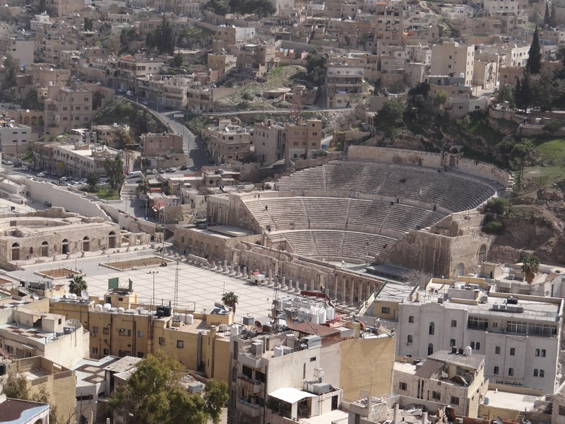 Teatrul Roman Amman