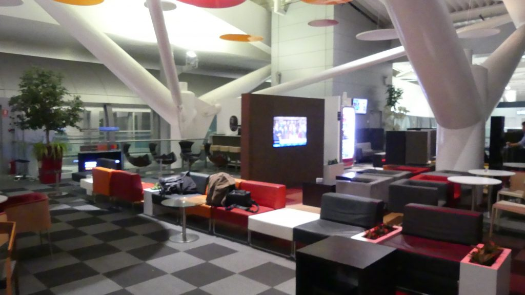 Bucharest Business Lounge