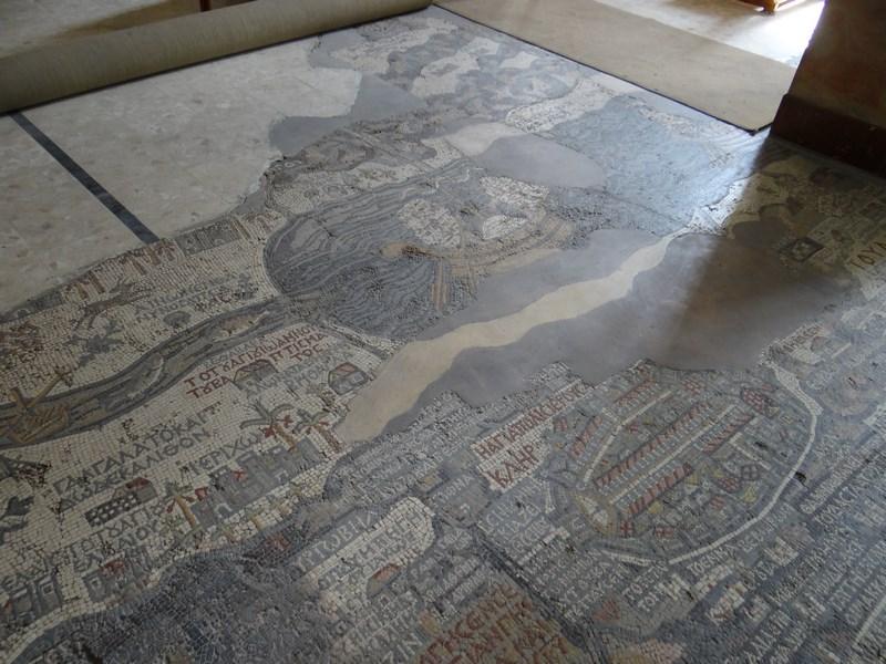 Mozaic Madaba