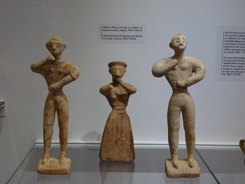 Muzeul National De Arheologie Knossos