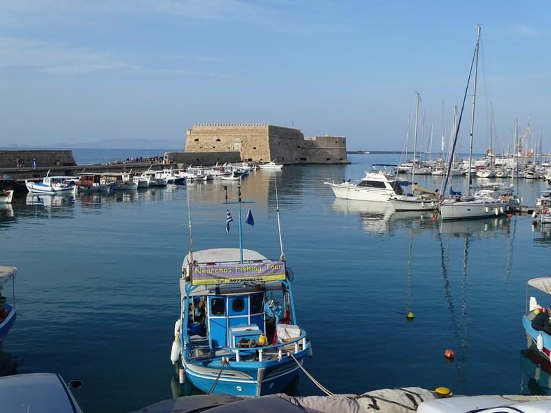 Fortareata Venetiana Knossos