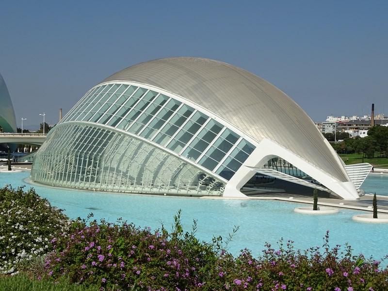 . Valencia Orasul Artelor Si Stiintelor