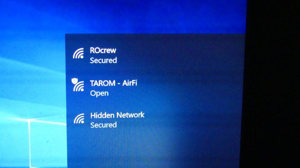 Airfi Tarom