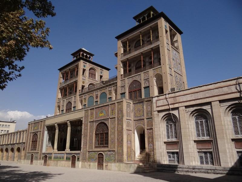 . Palatul Dinastiei Qajar Din Teheran