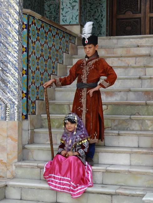Copii Iran