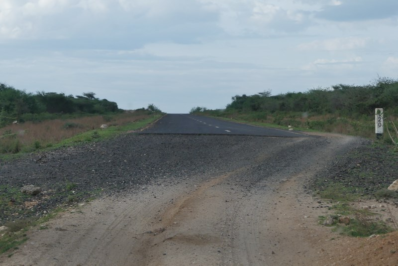 Sosea In Etiopia De Sud
