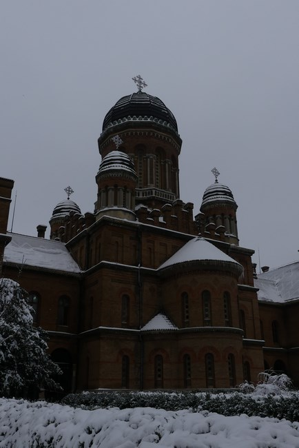 Capela Sf Ioan Cel Nou De Suceava
