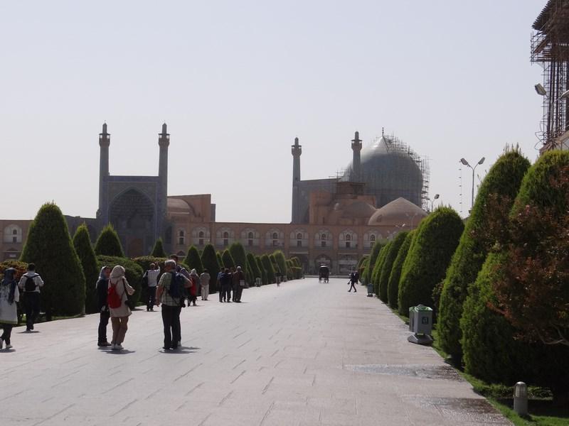 Piata Centrala Isfahan