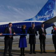 Inaugurare Blue Air Ferdinand