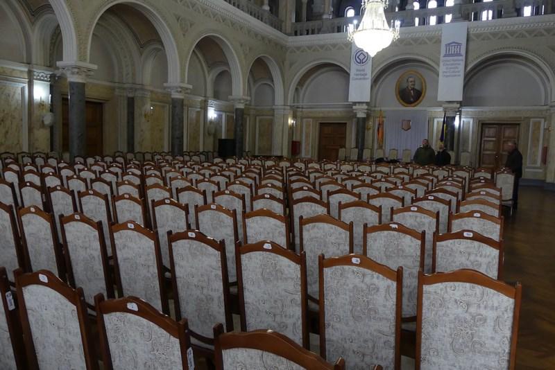 Sala Unirii Cernauti