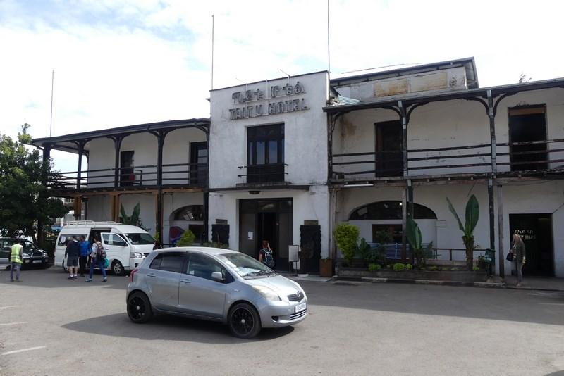 Hotel Taitu Addis Ababa