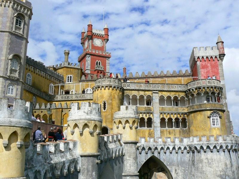 Palatul Pena Sintra