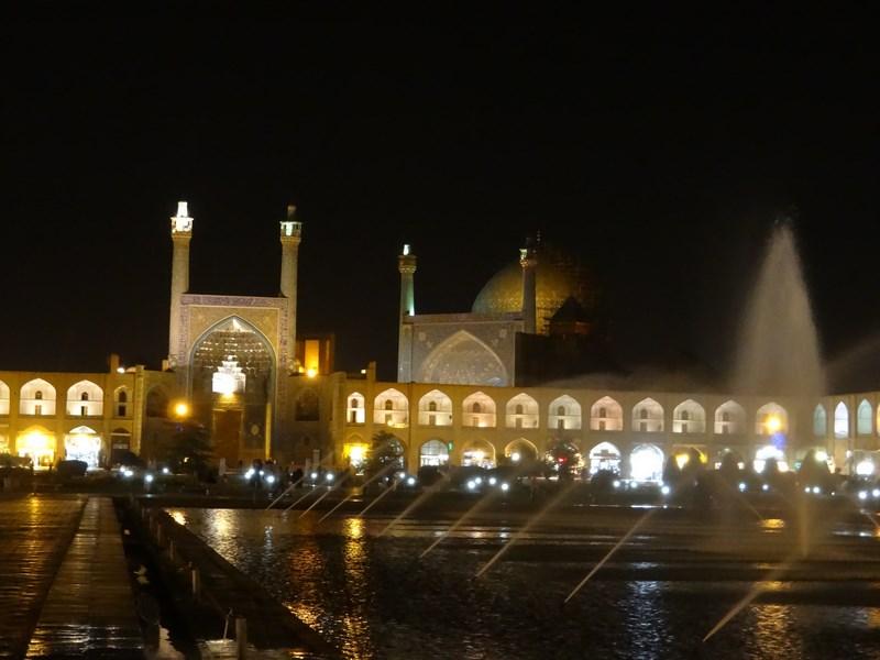 Isfahan Piata Centrala