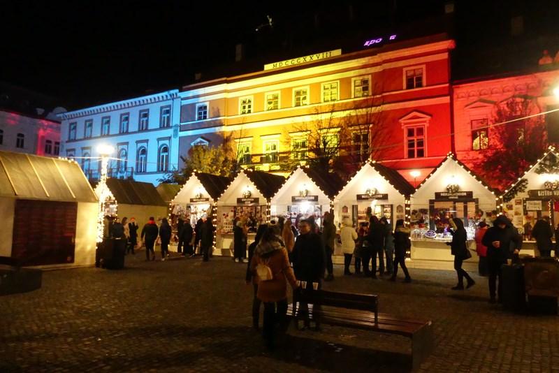 Piata De Craciun Cluj
