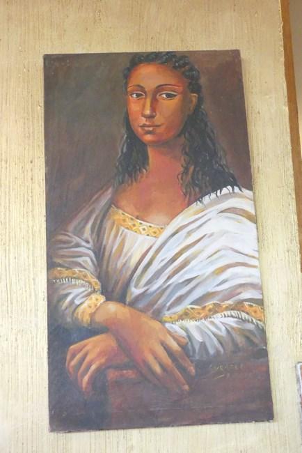 Mona Lisa Neagra