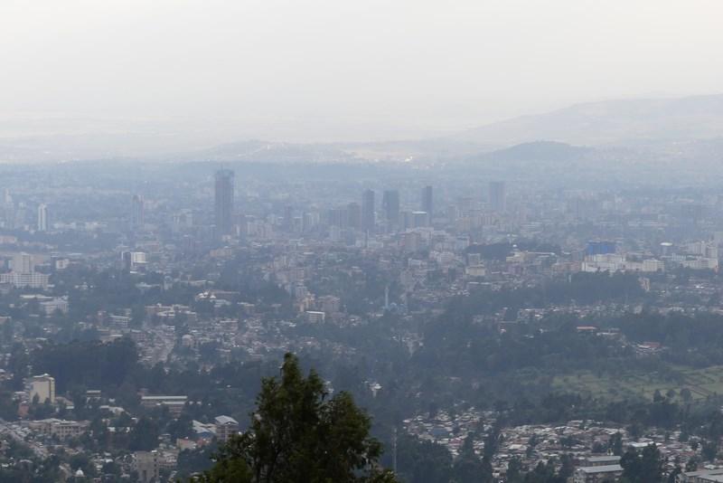 Panorama Addis Ababa