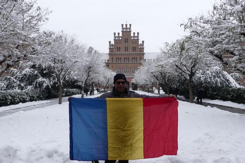 Noiembrie Cernauti Unirea Bucovinei Cu Romania
