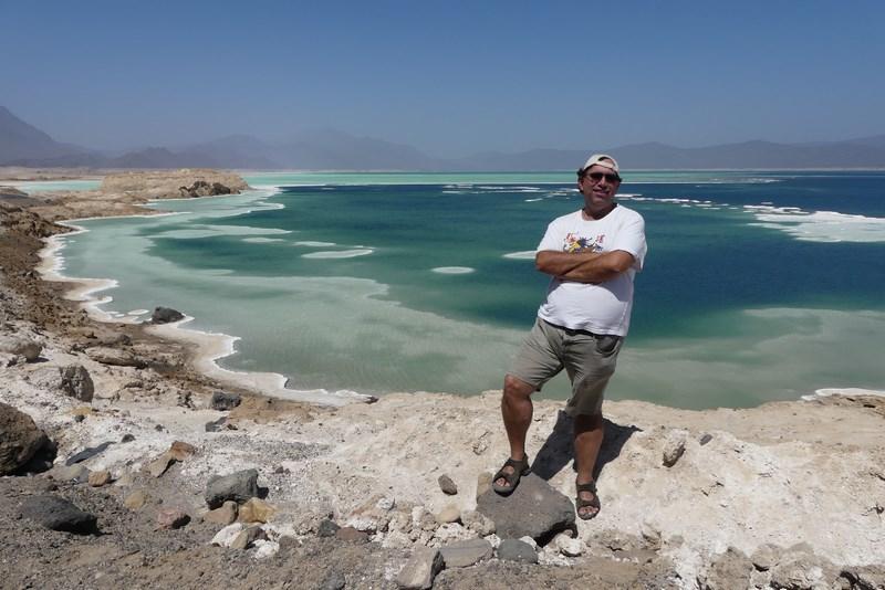. Lacul Assal Djibouti