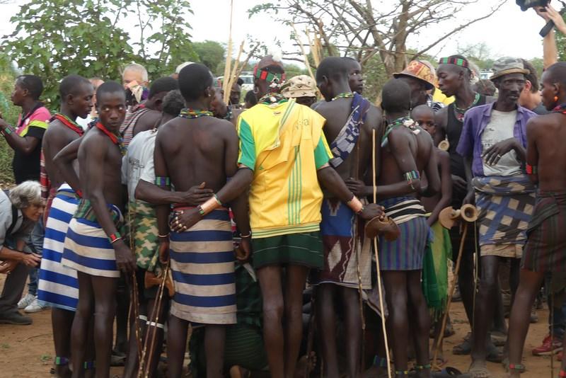 Ceremonie Barbati Hamer