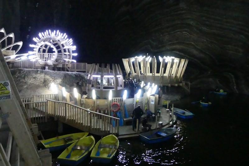 Barci Salina Turda