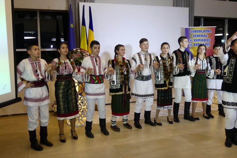 Copii Bucovina De Nord