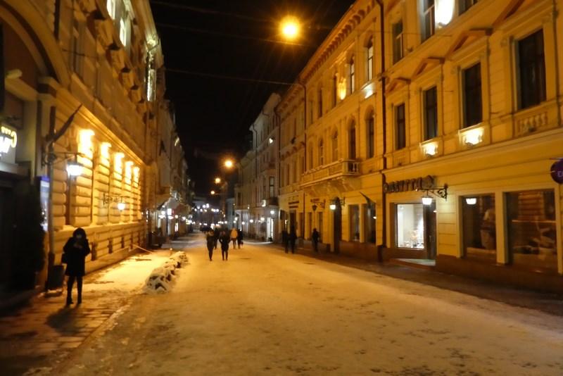 Strada Pietonala Cernauti