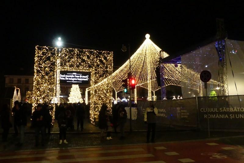 Piata Craciun Cluj