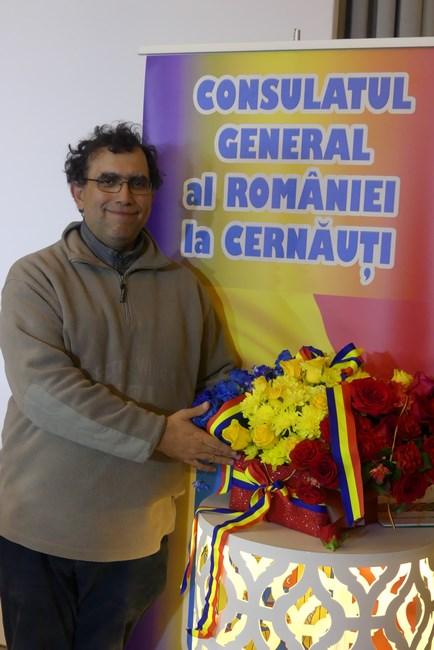 Eveniment Consulat General Al Romaniei La Cernauti