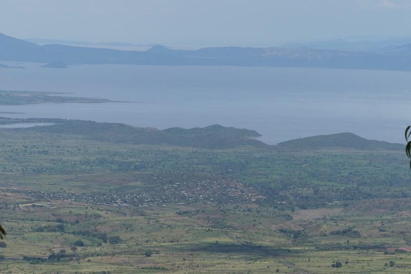Lacul Chamo