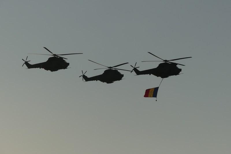 Elicoptere Alba Iulia