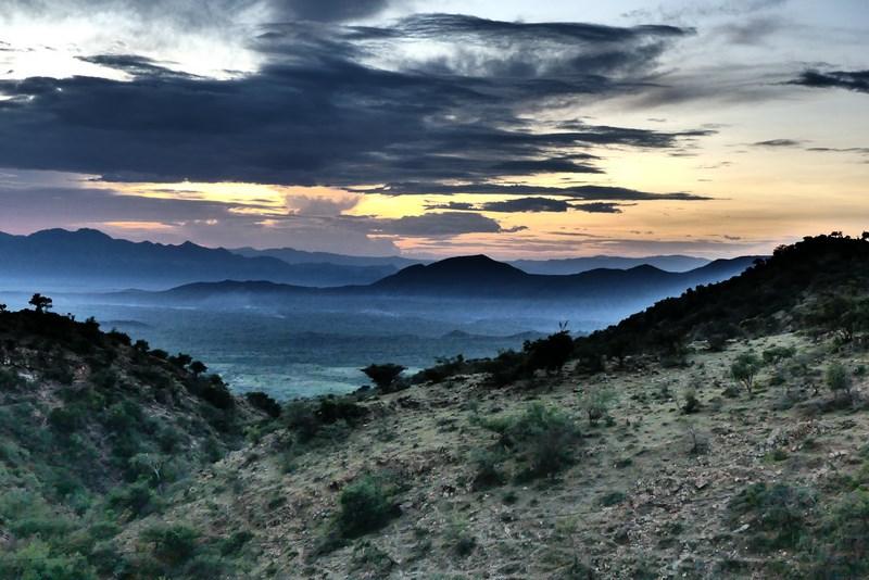 Apus De Soare Etiopia