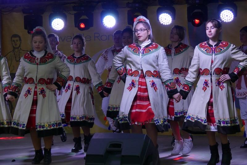 Dansuri Populare Olt