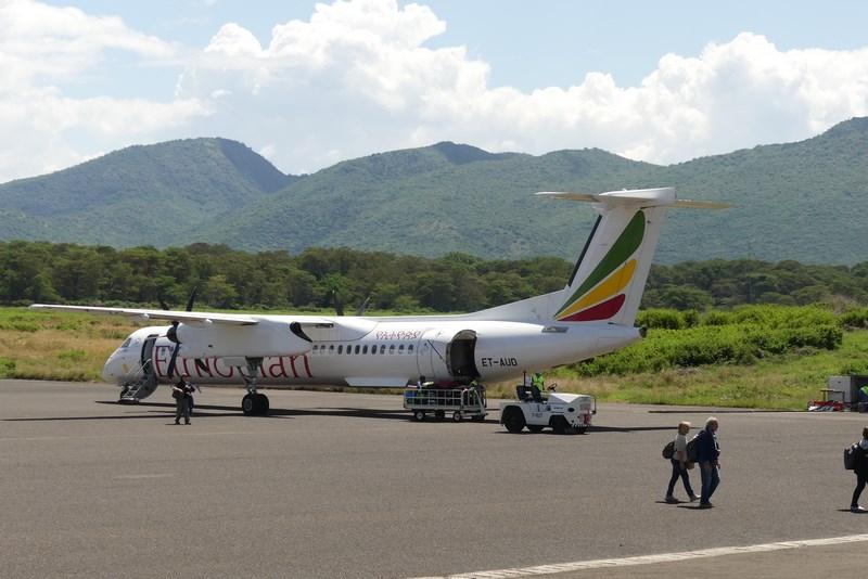. Ethiopian Airlines Arbaminch