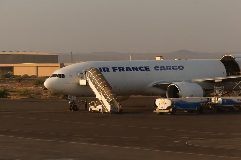 Air France Djibouti