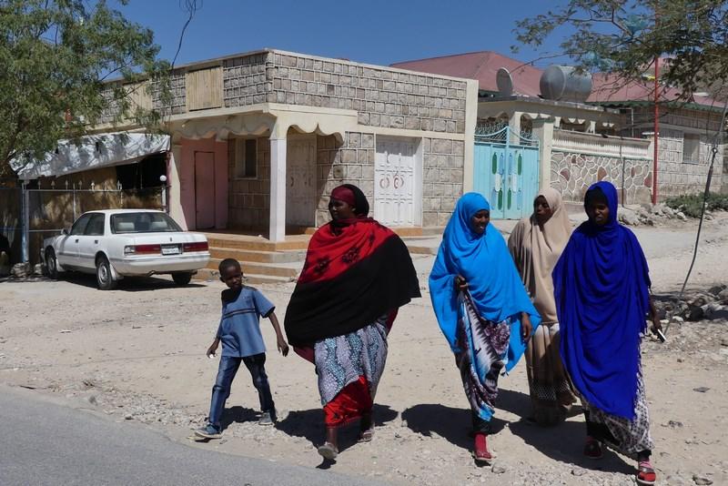 Femei somaleze