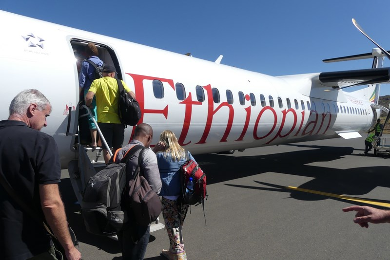 . Ethiopian Airlines