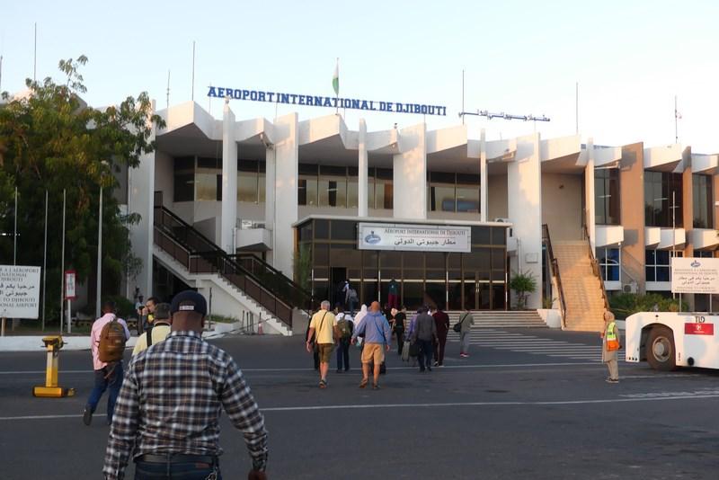 Aeroport Djibouti