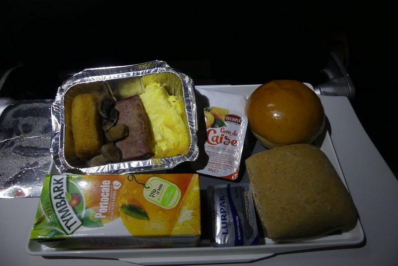 Mic dejun Air France