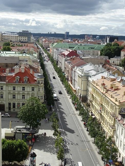 Vilnius nou