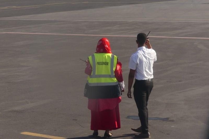 Managerita de aeroport