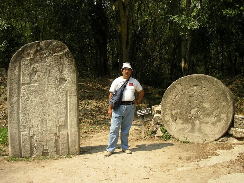 Stelae Tikal