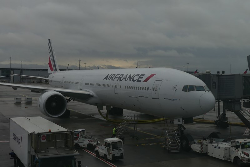 Air France la Paris
