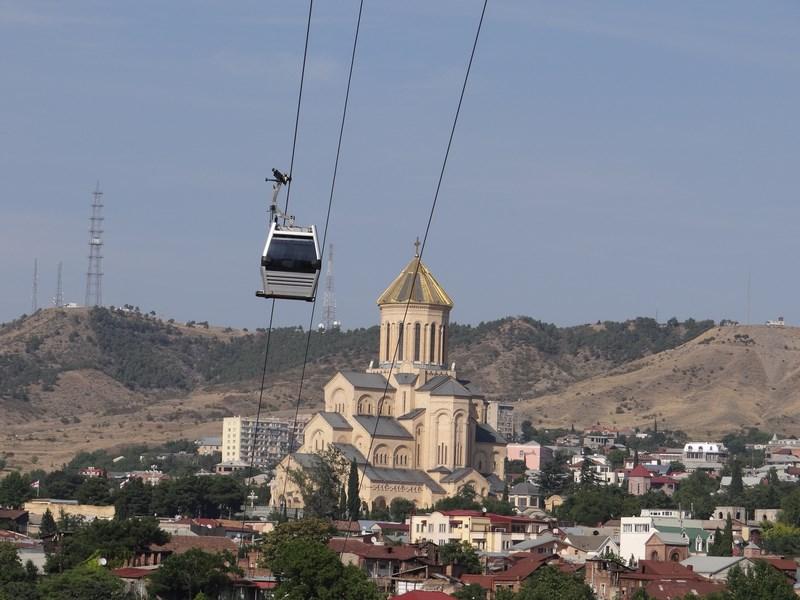 Telecabina Tbilisi