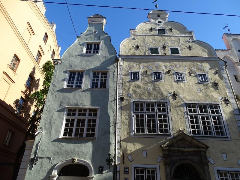 Cladiri Riga