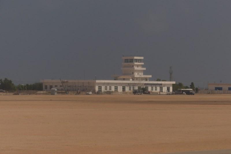 Bosaso Airport