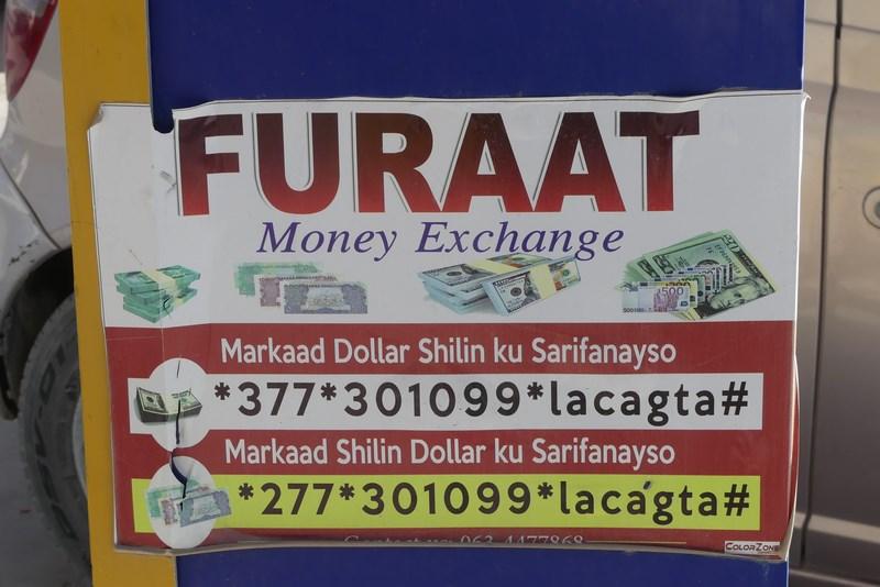 Exchange Hargeisa