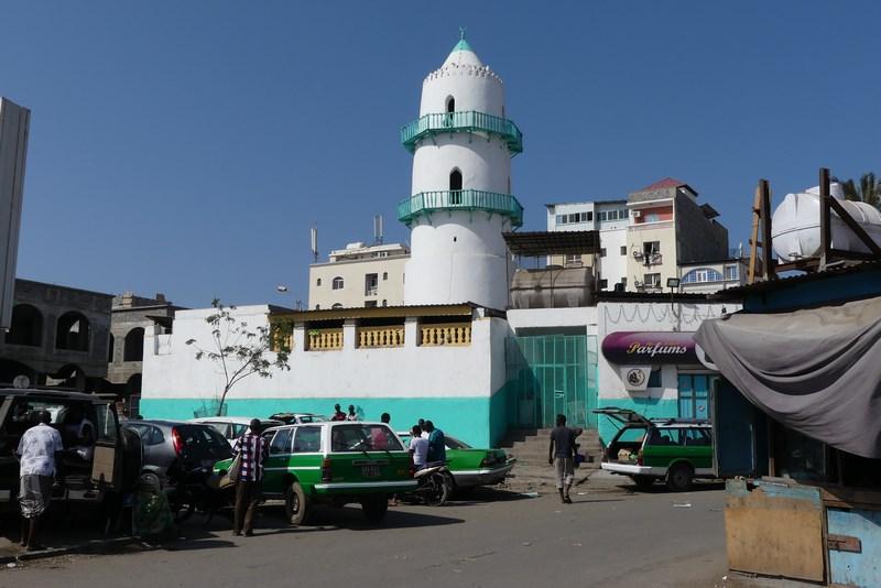 Moschee Djibouti