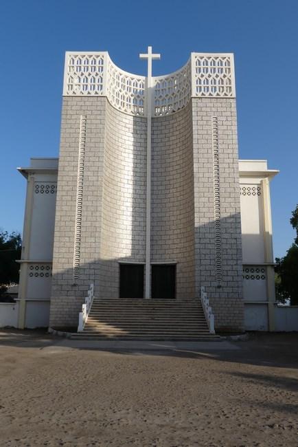 Biserica catolica Djibouti